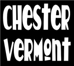 Chester Vermont T-shirts