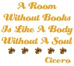 ROOM WITHOUT BOOKS QUOTE