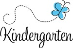 Kindergarten Blue Tees / Gifts