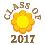 SUNFLOWER CLASS OF 2017 T-SHIRTS
