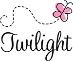 Pretty Twilight T-shirts and Buttons