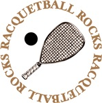 Racquetball Rocks T-shirts And Gifts