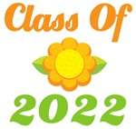 Bright Class Of 2022 T-shirts / Gifts