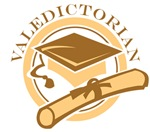 Brown Class Valedictorian T-shirts And Gifts