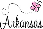 Pretty Arkansas Tee Shirts