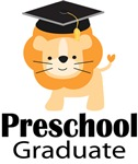 Cute Preschool Graduation Lion T-shirts