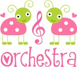 Ladybug Orchestra T-shirts and Music Gifts