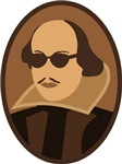 Groovy Shakespeare T-shirts and Mugs