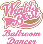 Ballroom Dancer T-shirts and Gifts