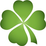Irish Shamrock 4 Leaf Clover T Shirt Apparel