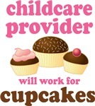 Funny Childcare Provider T-shirts and Gifts