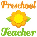 Preschool Teacher Sunflower