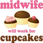 Funny Midwife T-shirts and Gifts