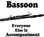 Funny Bassoon T-shirt and Gifts