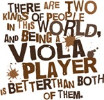Funny Viola Player T-shirts and Gifts