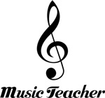 Music Teacher T-shirts and Gifts