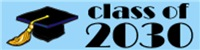 CLASS OF 2030 SCHOOL T-SHIRTS