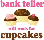 Funny Bank Teller T-shirts and Gifts