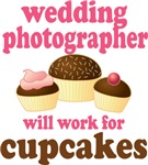 Funny Wedding Photographer T-shirts and Gifts