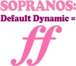 Soprano Dynamics Attitude T-shirts