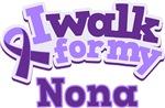 WALK FOR NONA ALZHEIMER'S T-SHIRTS