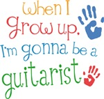 Future Guitarist Kids T-shirts