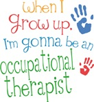 Future Occupational Therapist Kids T-shirts