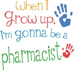 Future Pharmacist Kids T-shirts