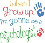 Future Psychologist Kids T-shirts