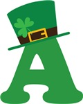 CUSTOM ST PATRICK'S DAY ALPHABET SHIRTS & HOODIES