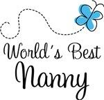 NANNY GIFTS - WORLD'S BEST