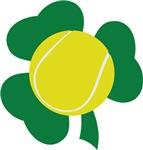Irish Tennis Player T-shirts