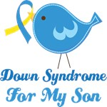 Down Syndrome For My Son T-shirts