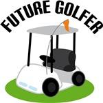 Future Golfer Kids Tees
