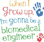 Future Biomedical Engineer Kids T-shirts