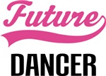 Future Dancer Kids Occupation T-shirts