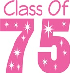 Class Of 1975 School T-shirts