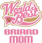Briard Mom T-shirts and Gifts