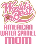 American Water Spaniel Mom T-shirts and Gifts