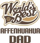 Affenhuahua Dad (Worlds Best) T-shirts