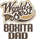 Boxita Dad (Worlds Best) T-shirts