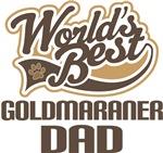 Goldmaraner Dad (Worlds Best) T-shirts