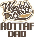 Rottaf Dad (Worlds Best) T-shirts