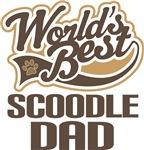 Scoodle Dad (Worlds Best) T-shirts
