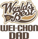 Wei-Chon Dad (Worlds Best) T-shirts