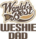 Weshie Dad (Worlds Best) T-shirts