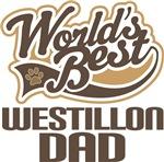 Westillon Dad (Worlds Best) T-shirts