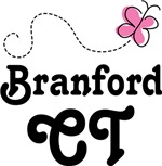 Branford Connecticut T-shirts and Hoodies