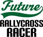 Future Rallycross Racer Kids T Shirts