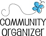 Community organizer Gifts and T shirts
